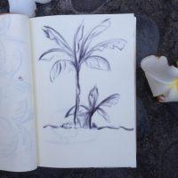 Inktober in Bali – week 1