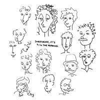 Sketchbook – Faces