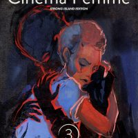 Strong Island Cover Illustration for Cinema Femme Magazine