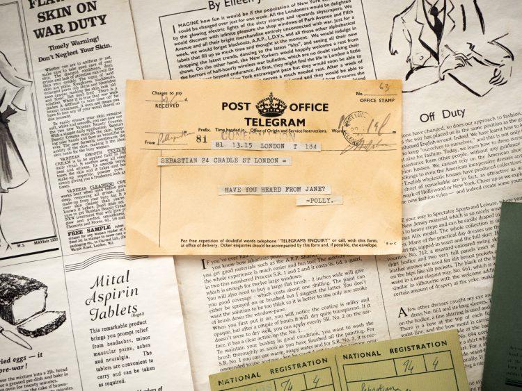 WW2 Telegram